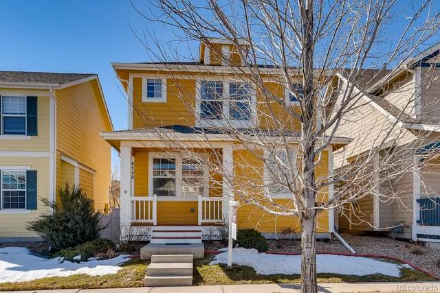 4520 Crestone Peak Street, Brighton, CO 80601 (MLS #1700941) :: The Sam Biller Home Team