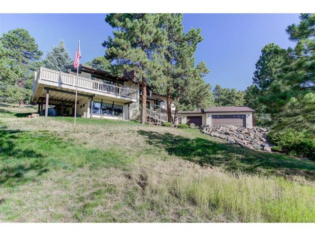 30967 Shawnee Lane, Evergreen, CO 80439 (MLS #1700945) :: 8z Real Estate