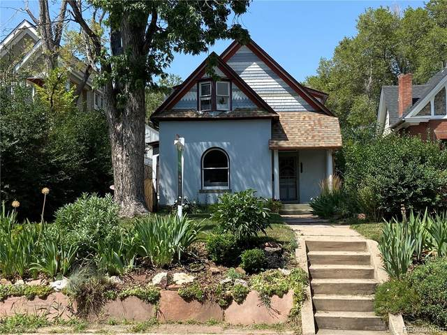 2243 N Hooker Street, Denver, CO 80211 (#1701434) :: THE SIMPLE LIFE, Brokered by eXp Realty