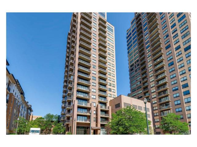 1650 Fillmore Street #402, Denver, CO 80206 (MLS #1701524) :: 8z Real Estate