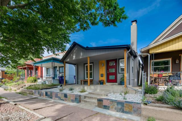 3550 Pecos Street, Denver, CO 80211 (#1701933) :: The Galo Garrido Group
