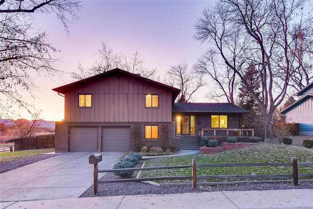2697 S Allison Street, Lakewood, CO 80227 (#1701956) :: The Heyl Group at Keller Williams