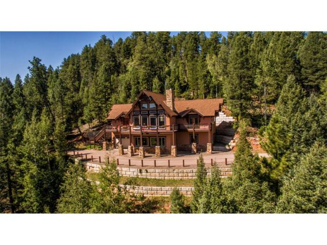 1339 W Midland Avenue, Woodland Park, CO 80863 (MLS #1702031) :: 8z Real Estate