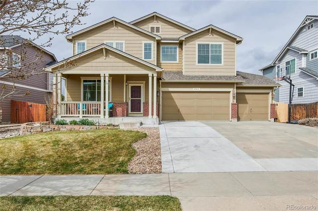 5353 Parfet Street, Arvada, CO 80002 (#1702362) :: The Healey Group