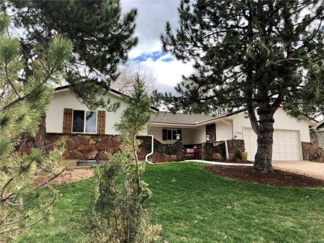 11374 Hilary Place, Parker, CO 80138 (#1702485) :: The Dixon Group