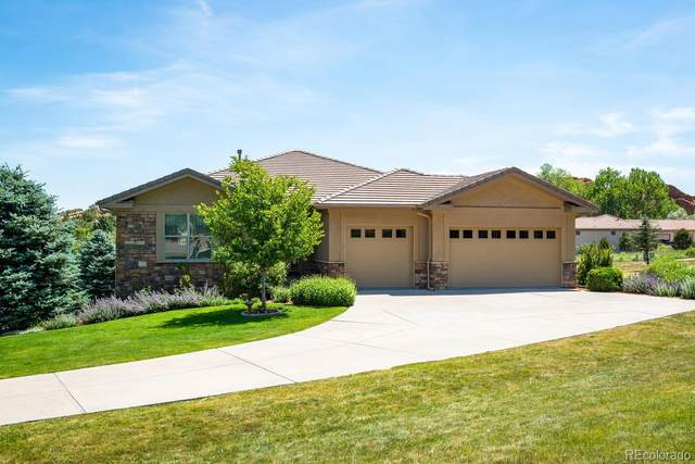 10856 Pheasant Run, Littleton, CO 80125 (MLS #1702864) :: 8z Real Estate