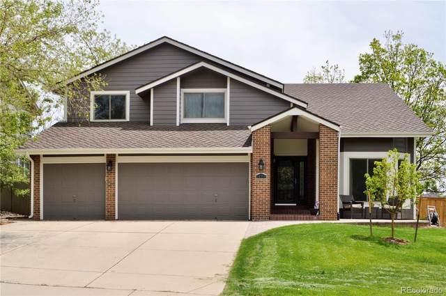 1494 Arrowhead Road, Highlands Ranch, CO 80126 (#1702993) :: The HomeSmiths Team - Keller Williams