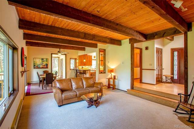 8762 Gray Fox Drive, Evergreen, CO 80439 (MLS #1703412) :: 8z Real Estate