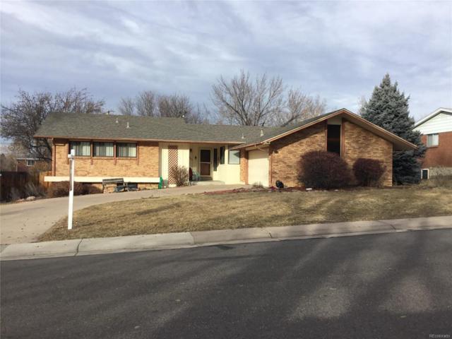 6623 S Buffalo Drive, Littleton, CO 80120 (#1703481) :: The Heyl Group at Keller Williams