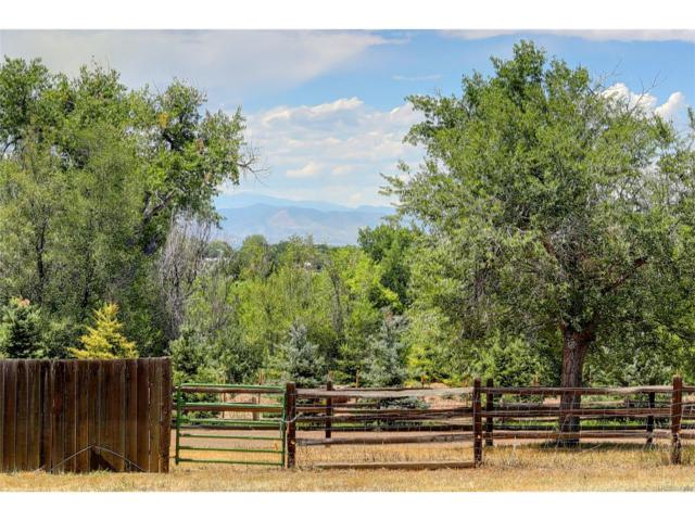 1 Carriage Lane, Cherry Hills Village, CO 80121 (#1703707) :: The City and Mountains Group