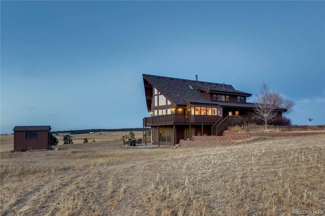 5020 Richards Court, Elizabeth, CO 80107 (MLS #1703963) :: 8z Real Estate