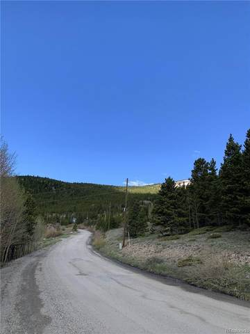 Lot 647 Alice Road, Idaho Springs, CO 80452 (#1704422) :: Arnie Stein Team | RE/MAX Masters Millennium