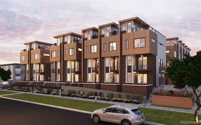 1573 Grove Street #2, Denver, CO 80204 (MLS #1706077) :: 8z Real Estate