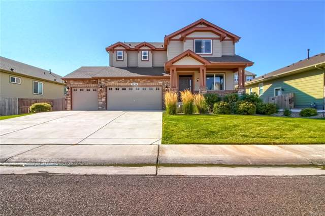 7934 E 124th Drive, Thornton, CO 80602 (#1706113) :: Bring Home Denver with Keller Williams Downtown Realty LLC