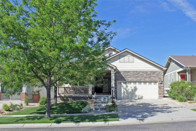 7979 S Quemoy Way, Aurora, CO 80016 (#1706125) :: The Peak Properties Group