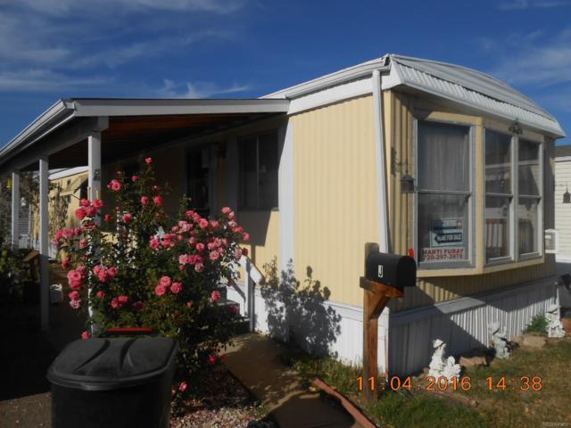 3500 S King Street J, Denver, CO 80236 (#1706177) :: The Peak Properties Group