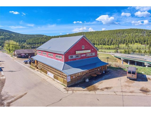 60 Main Street, Rollinsville, CO 80474 (#1706301) :: The Peak Properties Group
