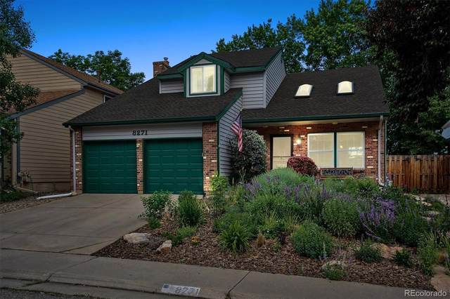 8271 Johnson Court, Arvada, CO 80005 (#1706345) :: The Colorado Foothills Team | Berkshire Hathaway Elevated Living Real Estate