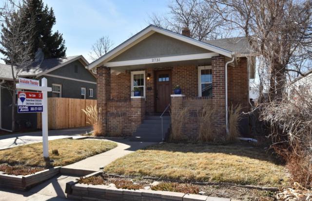 2731 S Logan Street, Englewood, CO 80113 (#1707357) :: The Peak Properties Group