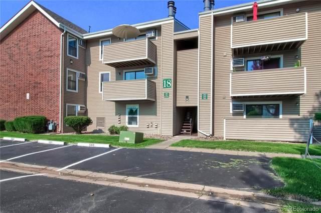 10150 E Virginia Avenue 18-201, Denver, CO 80247 (#1707558) :: The HomeSmiths Team - Keller Williams