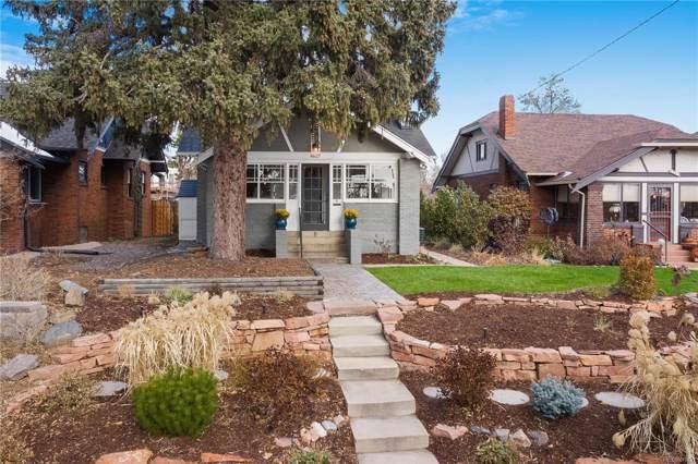 4627 W Moncrieff Place, Denver, CO 80212 (#1707963) :: True Performance Real Estate