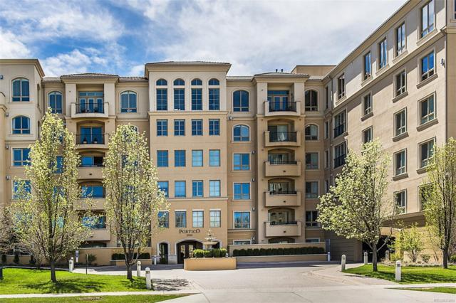2500 E Cherry Creek South Drive #526, Denver, CO 80209 (MLS #1707982) :: Bliss Realty Group