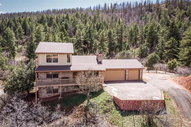 5381 Acoma Place, Larkspur, CO 80118 (#1708028) :: Structure CO Group