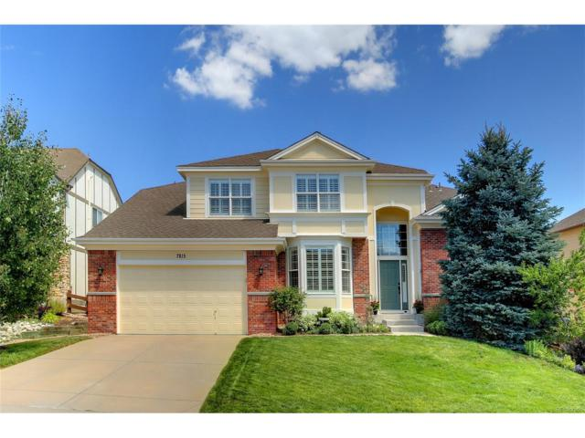 7815 Stonedale Drive, Castle Pines, CO 80108 (MLS #1708036) :: 8z Real Estate