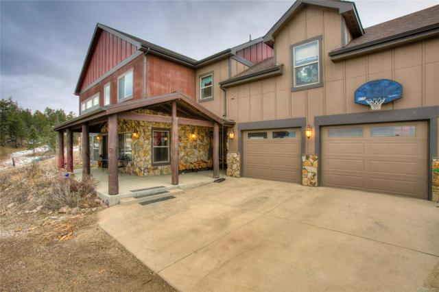 2565 Davis Ranch Road, Bellvue, CO 80512 (#1708189) :: The Peak Properties Group