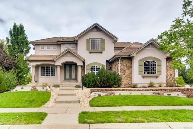 16329 E Oakwood Drive, Centennial, CO 80016 (MLS #1708286) :: 8z Real Estate