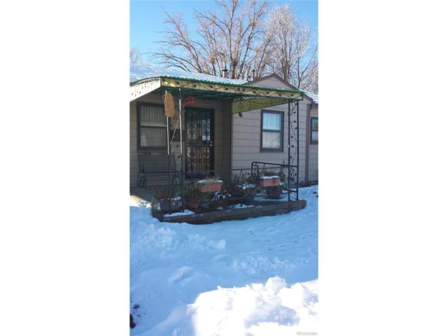 2710 1St. Avenue, Denver, CO 80219 (MLS #1708324) :: 8z Real Estate