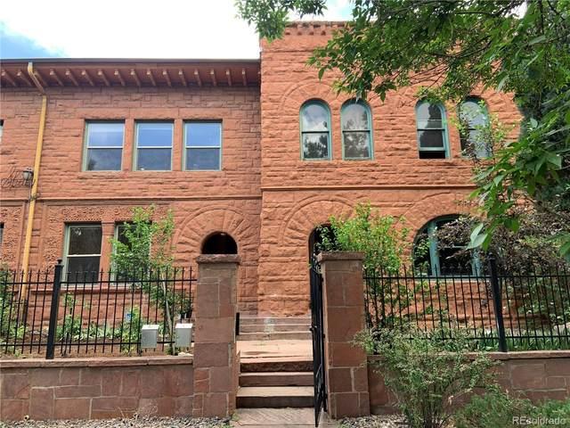 1454 N Pennsylvania Street, Denver, CO 80203 (MLS #1708358) :: 8z Real Estate