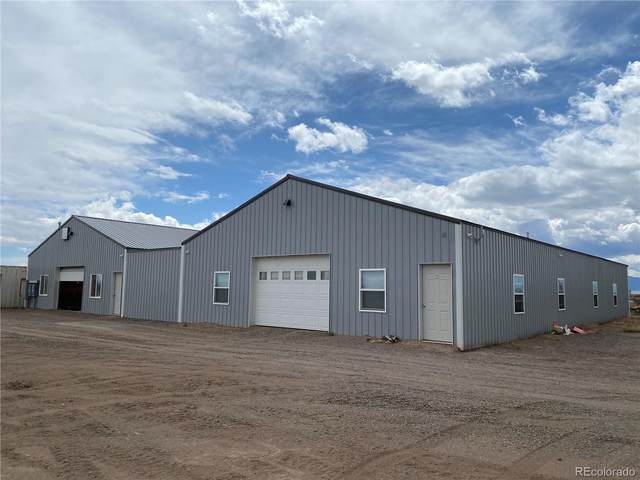 5817 County Road 105, Alamosa, CO 81101 (#1708544) :: Mile High Luxury Real Estate