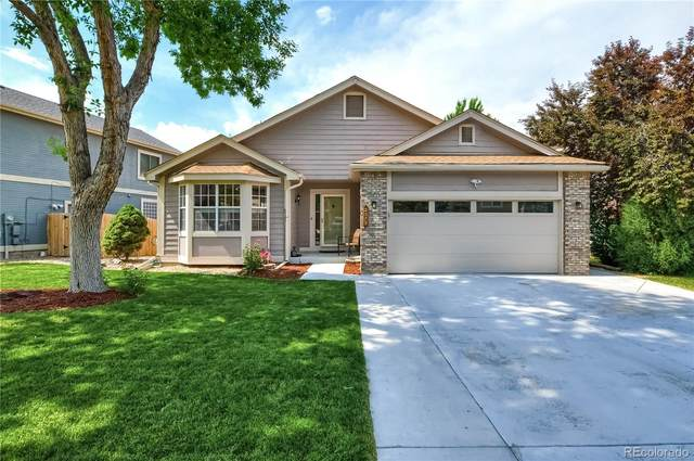 2579 W 109th Avenue, Westminster, CO 80234 (#1708665) :: The HomeSmiths Team - Keller Williams