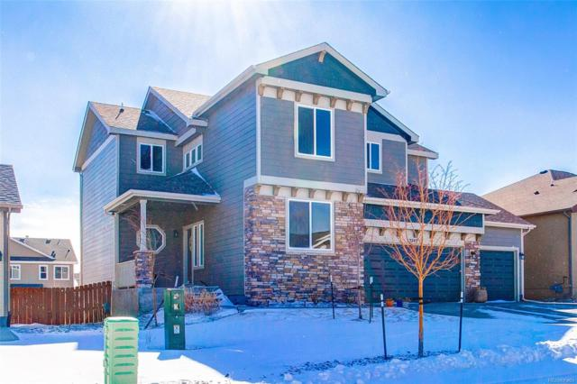 12743 Mt Oxford Place, Peyton, CO 80831 (#1708900) :: The Heyl Group at Keller Williams