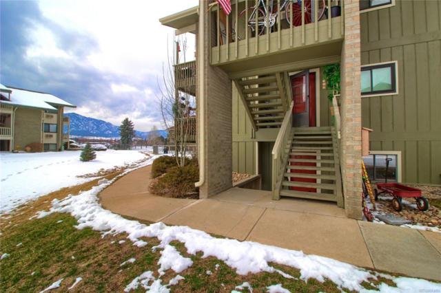 695 Manhattan Drive #13, Boulder, CO 80303 (MLS #1709598) :: Bliss Realty Group
