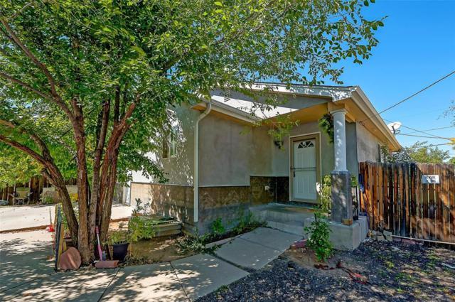 2785 W Harvard Avenue, Denver, CO 80219 (#1709647) :: The Peak Properties Group