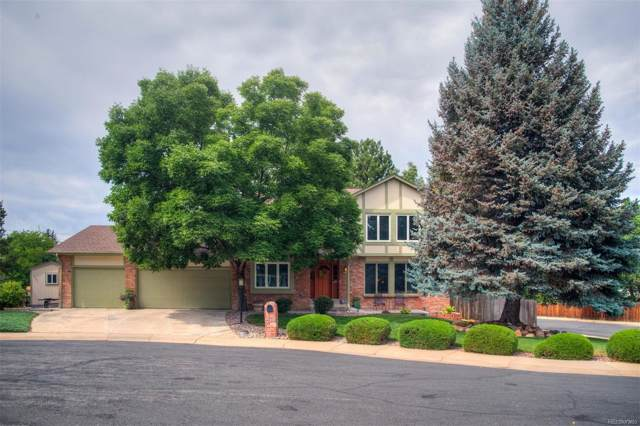 3944 W 103rd Avenue, Westminster, CO 80031 (MLS #1709917) :: 8z Real Estate