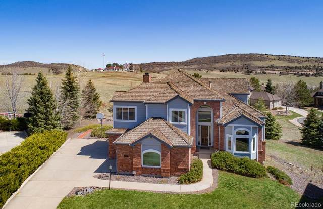 4 Rose Clover, Littleton, CO 80127 (#1710306) :: Re/Max Structure