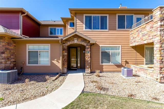8559 Gold Peak Drive C, Highlands Ranch, CO 80130 (#1710337) :: Re/Max Structure