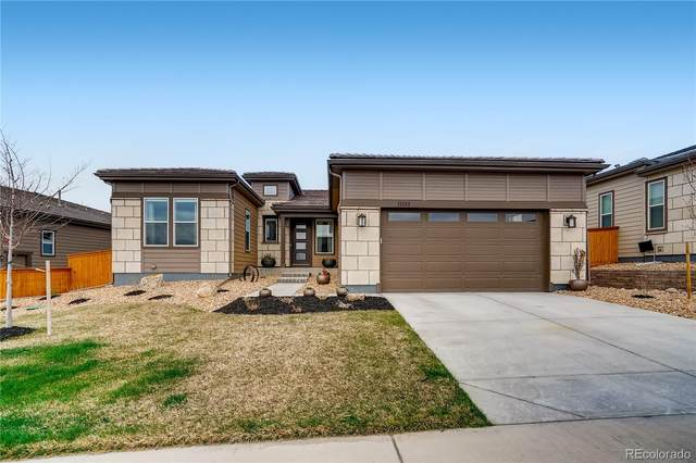 11109 Sweet Cicely Drive, Parker, CO 80134 (#1710608) :: The DeGrood Team