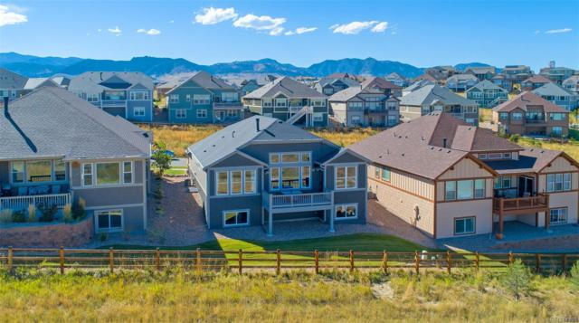 8440 Quaker Circle, Arvada, CO 80007 (#1710952) :: The Peak Properties Group