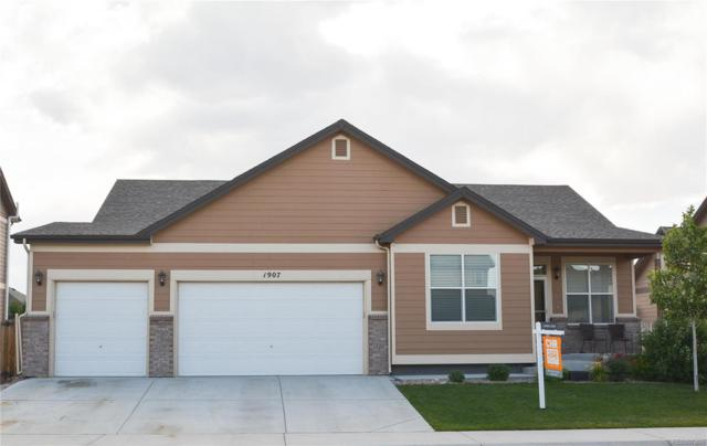 1907 Basil Street, Strasburg, CO 80136 (#1710991) :: The DeGrood Team