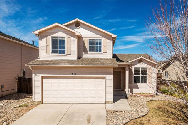 7614 Sistine Lane, Fountain, CO 80817 (#1711175) :: Structure CO Group