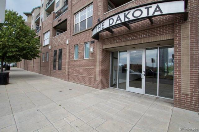 1441 Central Street #206, Denver, CO 80211 (#1711715) :: The Pete Cook Home Group