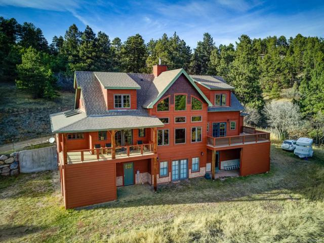 5038 Cameyo Road, Indian Hills, CO 80454 (#1711803) :: Wisdom Real Estate