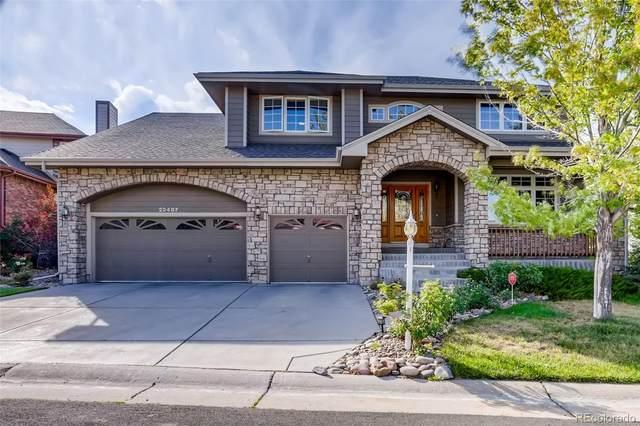 22487 E Roxbury Place, Aurora, CO 80016 (MLS #1712329) :: The Sam Biller Home Team