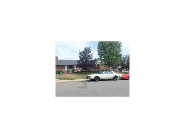 2734 S Ames Way, Denver, CO 80227 (MLS #1712402) :: 8z Real Estate