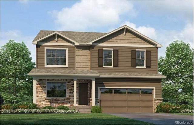 2311 Rosette Lane, Castle Rock, CO 80104 (MLS #1712512) :: Keller Williams Realty