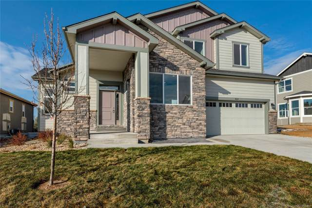 861 Shirttail Peak Drive, Windsor, CO 80550 (MLS #1712517) :: 8z Real Estate